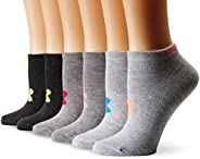 Under Armour Women's Essential No Show Liner Socks (6 Pa