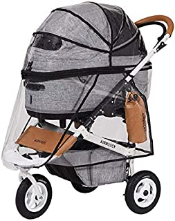 [AirBuggy for Pet] DOME 3系列 防雨罩 常规款 AD2853 常规用雨罩 常规