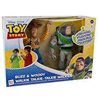 Disney 玩具总动员 - Buzz Lightyear Walkie Talkie