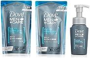 Dove 多芬 洁净温和洗面奶 瓶装130毫升+替换装110毫升×2个