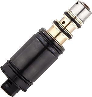 FreeWind AC 压缩机控制电磁阀兼容Denso 6SEU12C、7SEU17、5SEU12C、7SEU16C、6SEU14C、6SEU16C BMW E60 和 AUDI A6L2.0T