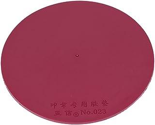 办公室圆形封印印印章 垫子 枕头架 红色