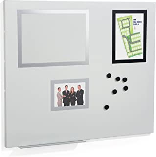 Durable 杜拉宝 500210 Duraframe Magnetic Board M(磁性板包括信息框架和磁铁)灰色