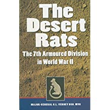 The Desert Rats: The 7th Armoured Division in World War II (Greenhill Military Paperback) (English Edition)