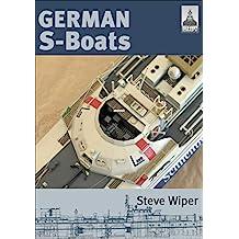 German S-Boats (ShipCraft Book 6) (English Edition)
