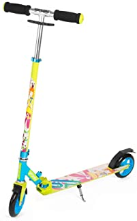 Spokey 中性女王滑板车,多色,均码