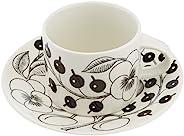 阿拉伯 帕拉蒂西 黑色 茶 茶杯和香皂 0.28L