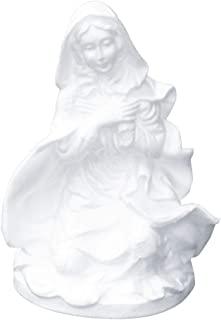 UNICRAFT 圣玛利亚,白色,26厘米