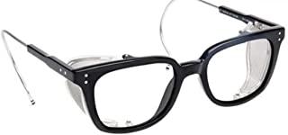 THOM BROWNE TB-018A-51-Z 眼镜架 黑色哑光银 w/透明演示51mm