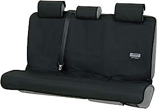 Bonform 座套 Fine Tex 轻自动车 普通车 后排座椅用品 防水 安装简单 可整体清洗 可用于带*带的后排座椅 黑色 4361-28BK