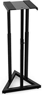 Audibax Neo SM30 显示器支架,适用于工作室/扬声器,可调节