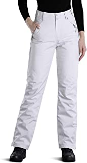 FREE SOLDIER 女款户外滑雪保暖裤防风防水透气滑雪裤