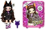 MGA Entertainment Na Na Na Surprise 青少年时尚娃娃– Rebel Dare,11英寸(约27.94厘米)柔软面料的娃娃,受小狗启发