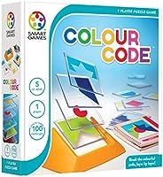 Smart Games 113467 SG 090 彩色代码增智游戏 Color Code,多色
