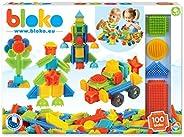 BLOKO bloko503510 结构牙齿块,盒装 (100)