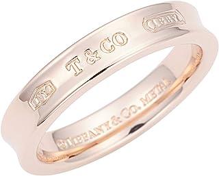 [ 蒂芙尼 ] Tiffany rubedo rubedo 金属系列玫瑰金1837窄戒指