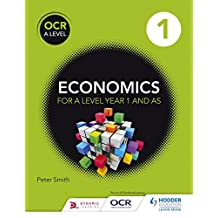 OCR A Level Economics Book 1 (English Edition)