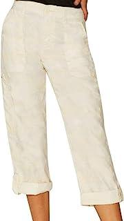 Sanctuary 女式探险者贴袋露脐裤
