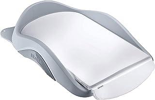 BÉABA,婴儿换尿布垫,轻便小巧的换尿布垫,可调节紧固,可清洗,搁板/顶边/吸盘,法国制造 - 轻雾