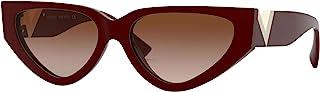Valentino VA 4063 酒红色/棕色粉色阴影 54/16/140 女式太阳镜