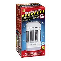 昆虫防护屏障,2 合 1 灯泡 [蚊子保护],45 平方米,室内室外适用,低功耗 LED ]