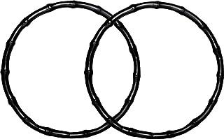 套手柄 yoko Ø 22 cm, schwarz, 2 Stück