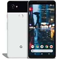 Google 谷歌 Pixel 2 XL (128GB,4GB) 6 英寸,IP67 防水,12.2MP 4K 摄像头…