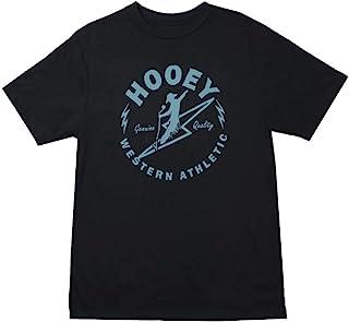 HOOEY 电动牛仔圆领 T 恤