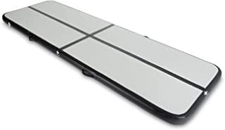 FitEngine Air Track 训练垫   各种运动体操垫   超厚舒适   电动空气泵,不同配件和便携袋 [300 x 100 x 10厘米]