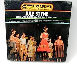Jule Styne 美国音乐盒 Time Life Broadway 趣味女孩巴文胸