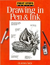 Drawing in Pen & Ink (First Steps) (English Edition)