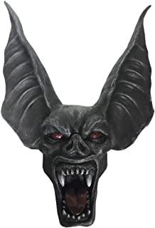 Nemesis Now Night Stalker Horror Bat 生物墙板,黑色,均码