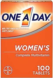 One A Day 女性多种维生素片, 100片