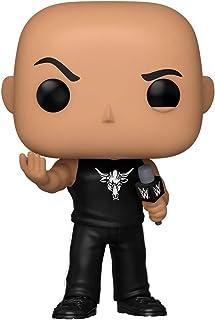 Funko 49262 POP WWE:New Wave Summer Slam-The Rock 收藏玩具,多色