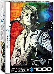Eurographics John Lennon Live In New York (1000 片)拼图