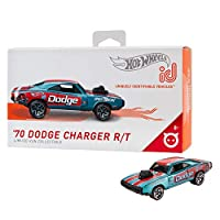 Hot Wheels id 壓鑄汽車模型 Jungen 70 Dodge Charger R/T 多色