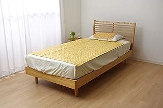 从竹中得到的铺垫 自然色 約100✕150㎝ 5375840