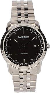 Calvin Klein 男士模拟自动手表不锈钢表链 K5S3414Y