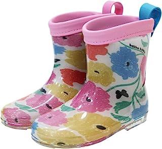 Ogawa 小川 儿童雨靴 M 17cm Kukka Hippo 花园 83160