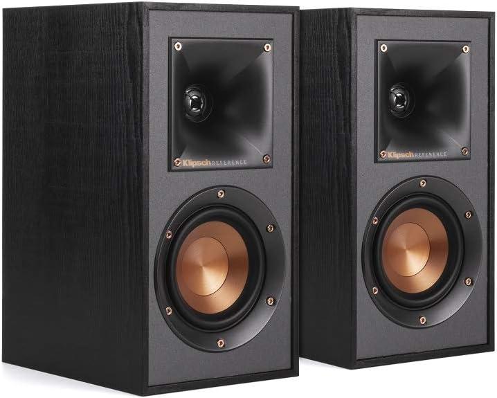 可预订 Klipsch 杰士 R-41M HiFi有源书架音箱 1对装 ¥608.68