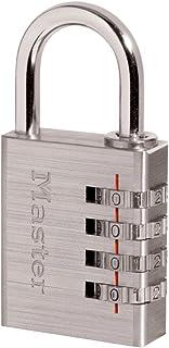 Master Lock 643D设置您自己的密码挂锁,1件装