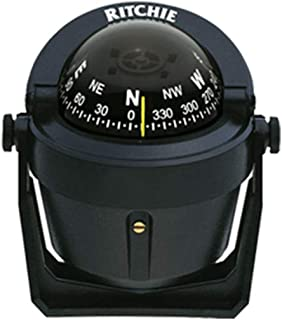 Ritchie Navigation Explorer Compass, 2 3/4-inch Dial with Braket Mount