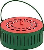 現代百貨 夏季西瓜形驱蚊盒 西瓜 079801