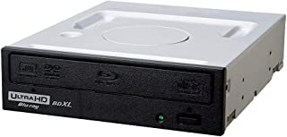 Pioneer 先锋 SATA 内置 16倍速 BD/DVD/CD刻录机 无软件BDR-212UHBK UHDBD 再生対応