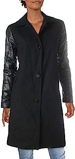 Jones New York 女式长款羊毛大衣