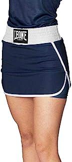 Leone 1947 女士拳击短裙蓝色,S