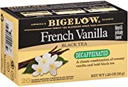 Bigelow Decaffeinated 茶 Package size of 1.28 oz