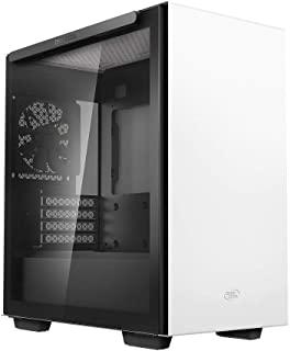 Deepcool MACUBE 110 白色 袖珍直立型PC机箱 磁铁钢化玻璃 R-MACUBE110-WHNGM1N-G-1 CS8060