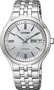 [西铁城]CITIZEN 手表 EXCEED 光动能电波表 AT6000-61A 男士