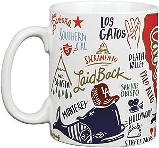 Primitives by Kathy Georgia State 洗碗巾 加州 coffee mug 33552